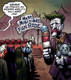 Bizarro Joker