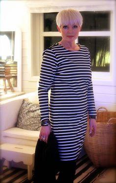 Mathildes verden: Stripes