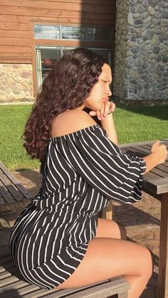 Thick black girl in sexy dress outfit Girl Outfits, Cute Outfits, Fashion Outfits, Modelos Plus Size, Prom Dress Shopping, Plus Size Girls, Mode Style, Beautiful Black Women, Sexy Dresses