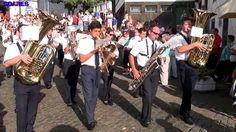 Festa de Santa Maria Madalena 2013 - Ilha do Pico, Açores - Procissão So...