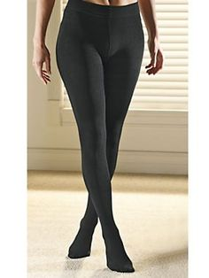 Fleece-Lined Tights   Solutions