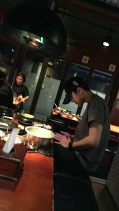 imagine sehun is dinner with you. you : sehun- (you called him,but he ignored). sehun said : wait a minutes darling, i got a message from your mother,she asking me where we are. Park Chanyeol Exo, Exo Chanyeol, Kyungsoo, K Pop, Christian Yu, Exo Lockscreen, Kim Minseok, Lai Guanlin, Exo Members