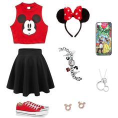 Cute Disney Outfits, Disney World Outfits, Disney Themed Outfits, Disneyland Outfits, Cute Outfits, Disneyland Trip, Disney Clothes, Emo Outfits, Vetements Shoes