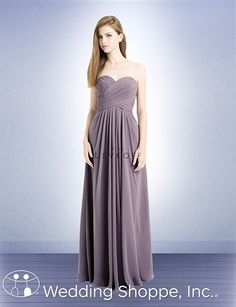 Bridesmaid Dress Bill Levkoff 739