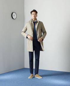 Actors Joo Won and Kim Young Kwang look dandy for 'GGIO2' | allkpop.com