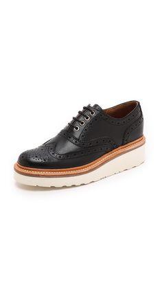 Maison Martin Margiela Crepe Sole Loafers | SHOPBOP