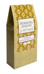 Doskonała herbata ziołowa wspierająca organizm w walce z przeziębieniem.