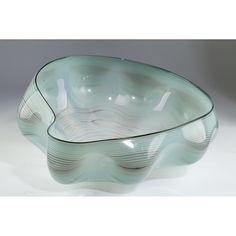 Dale Chihuly Seaform Basket: Leland Little Auctions