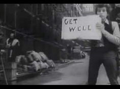 Bob Dylan - Subterranean Homesick Blues (w/ lyrics)    Music is just poetry with instruments, and I love this.