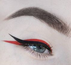 Check out the link to learn more eye makeup tips and tricks tips and tricks 8 Steps To Achieve Perfect Eye Makeup – Makeup Mastery Makeup Eye Looks, Cute Makeup, Pretty Makeup, Skin Makeup, Eyeshadow Makeup, Edgy Makeup, Eye Makeup Art, White Eyeliner, Gothic Makeup