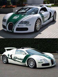 Police car!
