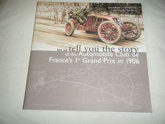 FRENCH GRAND PRIX 1906 LE MANS LEON BOLLEE LORRAINE DIETRICH DARRACQ BRASIER GP