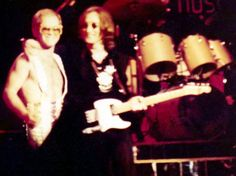 Elton and John Lennon: Madison Square Garden, November 28, 1974