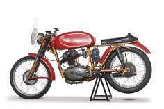 1955 Ducati 125 Formula 3