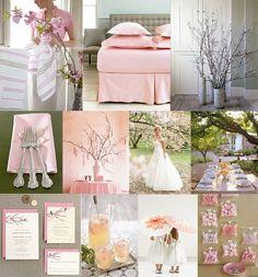 Japanese Spring Wedding