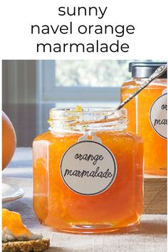 Instructions and Recipe for Orange Marmalade, including how to water bath can. Making Marmalade, Orange Marmalade Recipe, How To Make Orange, Pear Jam, Pinterest Recipes, Pinterest Food, Tomato Jam, Bacon Jam, Oranges And Lemons
