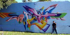 Street Art Photos by Graffiti Writer, Odeith
