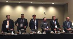 ARTURO ROJAS ES DIRECTOR DE LA ASOCIACION AMERICANA DE AUTORIDADES PORTUARIAS      Arturo Rojas es Director de la Asociación Americana de Autoridades PortuariasPuerto Quequén presente en la reunión de la Delegación Latinoamericana de la Convención Anual de AAPA En el marco de la Reunión de la Delegación Latinoamericana de la 105º Convención Anual de la Asociación Americana de Autoridades Portuarias (AAPA) llevada a cabo en New Orleans el Presidente del Consorcio de Gestión de Puerto Quequén…