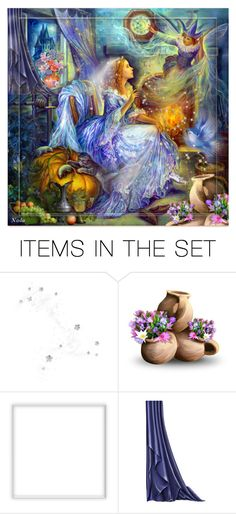 """In my soul...a fairytale is living في روحي..تعيش حكاية"" by nada-art88 ❤ liked on Polyvore featuring art"