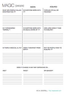 Numbers 1 5 Worksheets Excel Villains Writing Worksheet Wednesday  Writing Worksheets  Co Occurring Disorders Worksheets Pdf with Stereotype Worksheet Excel Worldbuilding Worksheet Magic Free Printable Following Directions Worksheets