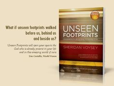 Unseen Footprints: Encountering the Divine Along the Journey of Life (New Edition) by Sheridan Voysey