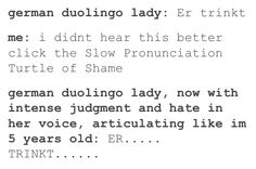 The duolingo judgment is real!