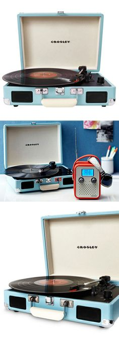 Crosley turntable // want.