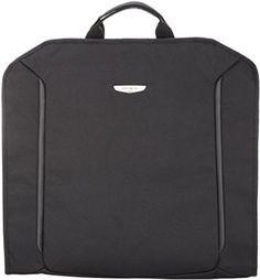 Samsonite X'Blade 2.0 Garment Sleeve Kleidertasche, 55cm, 10 L, Black
