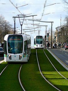Transport en commun parisien