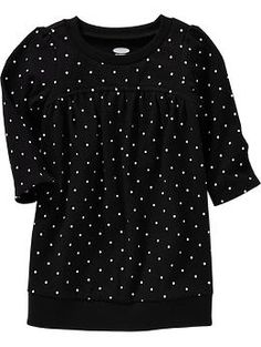 Polka-Dot Jersey Dresses for Baby | Old Navy