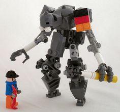Arbeiter by Mechanekton, via Flickr