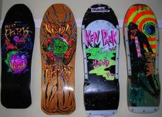 Town and Country ICK Skateboards - Bulldog Skates Message Board Vision Skateboards, Old School Skateboards, Vintage Skateboards, Skateboard Design, Skateboard Decks, Tech Deck, Skate Wheels, Skate Art, Skate Decks