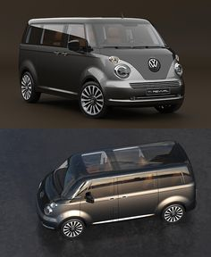 VW T1 Revival Concept