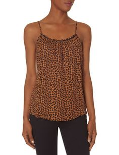 Leopard Print Cami from THELIMITED.com