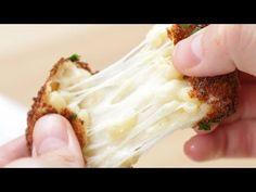 Tasty Miam 7: Cromesquis de coquillettes au fromage - YouTube