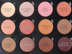 They are extremely affordable & pigmented Coastal Scents Hot Pots Swatches, Coastal Scents Brushes, Coastal Scents Palette, Beauty Dupes, Beauty Makeup, Beauty Products, Makeup Products, Beauty Blogs, Drugstore Beauty