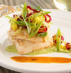 Chipotle Glazed Halibut. Spice up your date night http://www.chefd.com/collections/all/products/chipotle-glazed-halibut