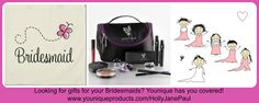 Are your girls unique? Then why not spoil them with a little Younique Make Up for your special day.  www./youniqueproducts.com/HollyJanePaul