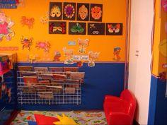 book corner in my classroom