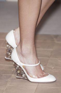 #Valentino Paris Fashion Week Spring 2013 #Shoes #Details