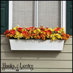 Enjoy your outdoor home décor from every angle with white window boxes to enhance your railings and windowsills. These gorgeous planter boxes are adorned in classic white with tapered edges that create a lengthy, wide gardening space. Indoor Flower Pots, Indoor Plants, Indoor Gardening, Metal Window Boxes, Greenhouses For Sale, Shed Makeover, Cheap Greenhouse, Best Led Grow Lights, Pvc Windows