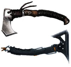 The urban tribe tactical tomahawks, by Django-red