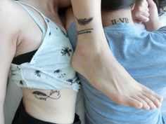 The friendship ink〰