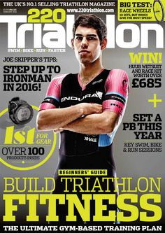 220 Triathlon February 2016. Click to access a free copy of the magazine. Follow Mum2Athletes on ISSUU to keep up to date with the latest Triathlon Magazines as they become available for FREE online at https://issuu.com/mumathletes/stacks/. Other magazines also available under Swimming, Cycling and Running.