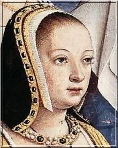 Anne de Bretagne - Duchesse de Bretagne - deux fois Reine de France