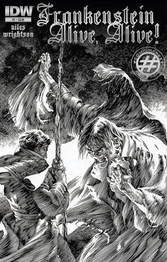 #InMemoriam2017#InMemoriam2017 R.I.P. Bernie Wrightson ( http://ift.tt/2np5KXJ ) Bernie Wrightson (October 27 1948  March 19 2017)  sometimes credited as Berni Wrightson  was an American artist known for co-creating the creature Swamp Thing his Frankenstein illustration work and for his other horror comics and illustrations which feature his trademark intricate pen and brush work. Wrightson won the Shazam Award for Best Penciller (Dramatic Division) in 1972 and 1973 for Swamp Thing the…