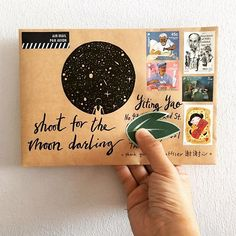 Monthly Mail Art  February Addition Kristina Werner For The