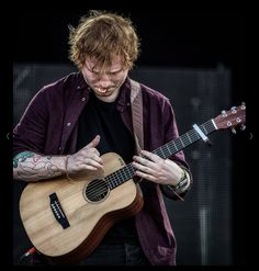 Ed at Pinkpop today