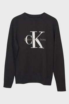 Calvin Klein | Logo Sweatshirt http://uk.calvinklein.com/store