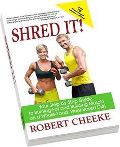 Shred It, By Robert Cheeke   Vegan Proteins